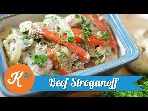 Resep Beef Stroganoff   GERRY GIRIANZA