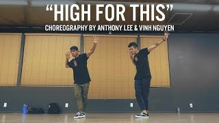 Ellie GouldingHigh For ThisChoreography by Anthony LeeVinh Nguyen