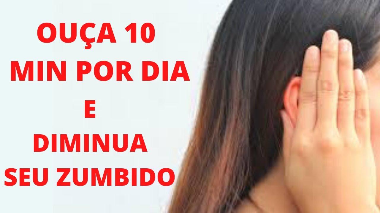 Ouça Esse SOM 10 Minutos por dia Para AMENIZAR SEU ZUMBIDO NO OUVIDO