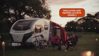 Swift Basecamp Crossover Camping Vehicle