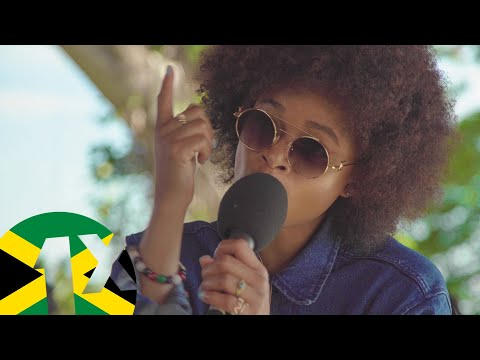 Lila Ike - Where I'm Coming From (Live)  | 1Xtra Jamaica 2020