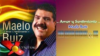 .. Amor y Sentimiento .. - Maelo Ruiz (Álbum Completo) HD