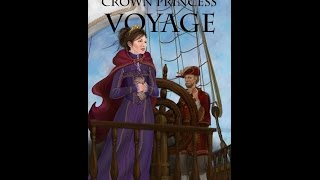 The Crown Princess' Voyage - A Cover Evolution