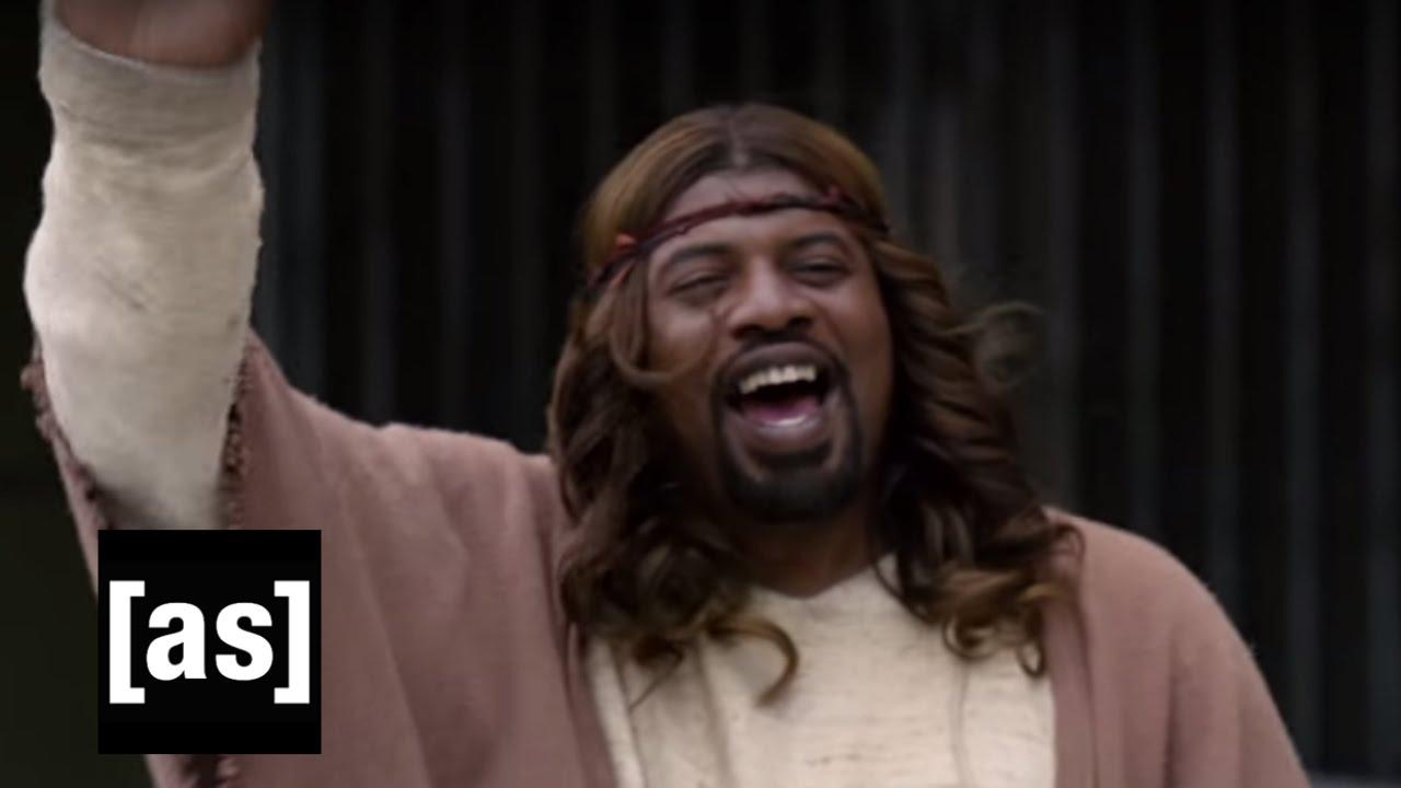 "Download Sweet Release   Black Jesus S2E1 ""No Room for Jesus""   Adult Swim"