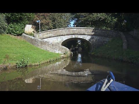 Download 207. Slow TV: narrowboat cruising along the Macclesfield canal