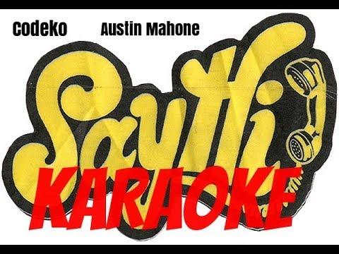 Codeko, Austin Mahone - Say Hi (Karaoke Version)
