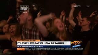 Download Video DJ AVICII Wafat Di Usia 28 Tahun MP3 3GP MP4