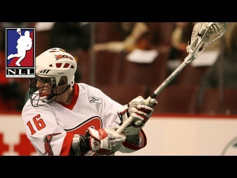 NLL Post Game Interview: Washington @ Calgary - Daryl Veltman