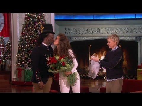 Andrew McCutchen's Big Surprise! on Ellen show