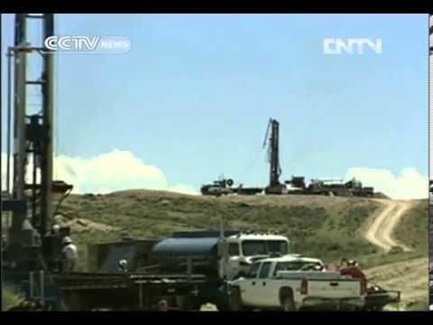 SHALE GAS EXTRACTION IN CHINA