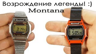 Download Реинкарнация часов Montana / переделка Mp3 and Videos