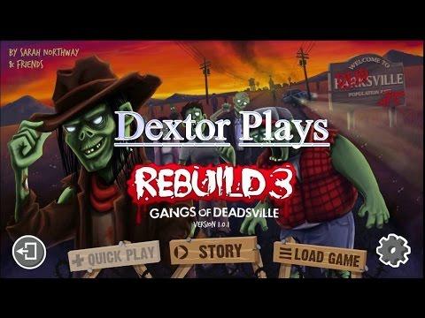 Rebuild 3 Episode 6 Walking Wounded (Gameplay / Playthrough / 1080p60 )