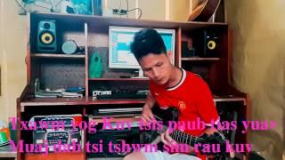 Vajtswv tus ntsuj plig dawb huv karaoke Tshaj Kuam Yaj