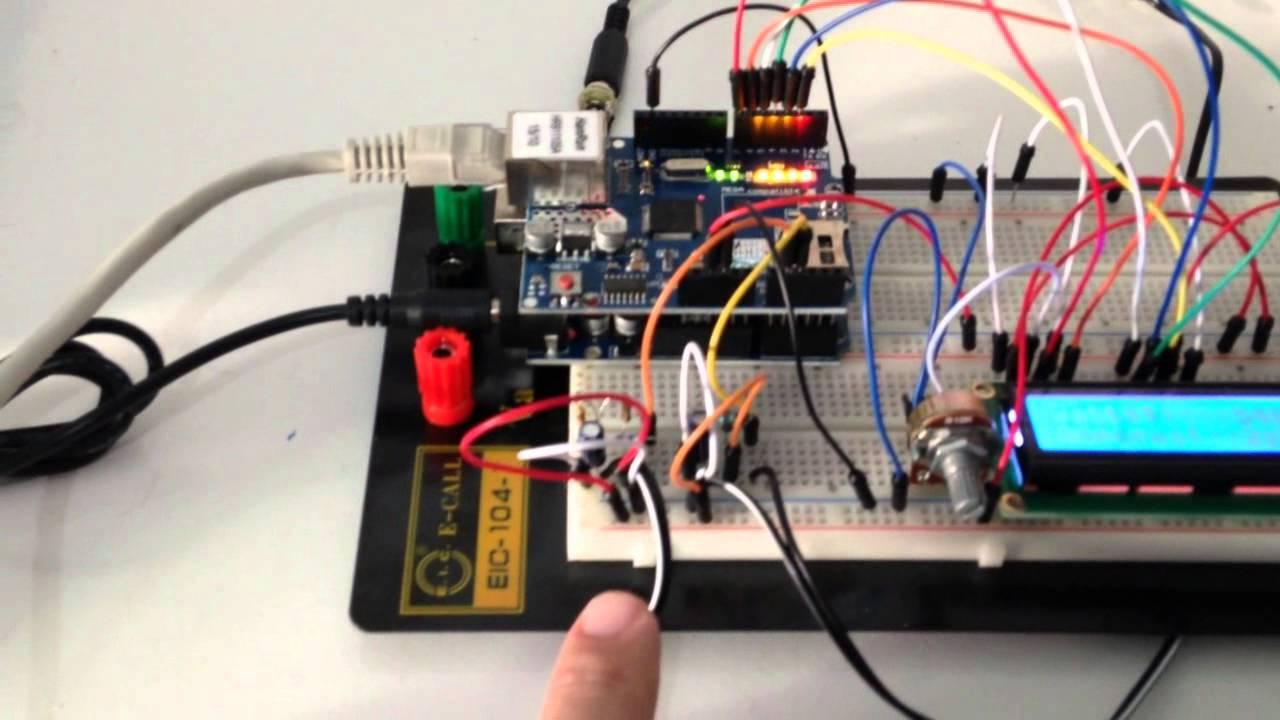 d478864e326 Arduino - Medidor de consumo de energia elétrica em tempo real - YouTube