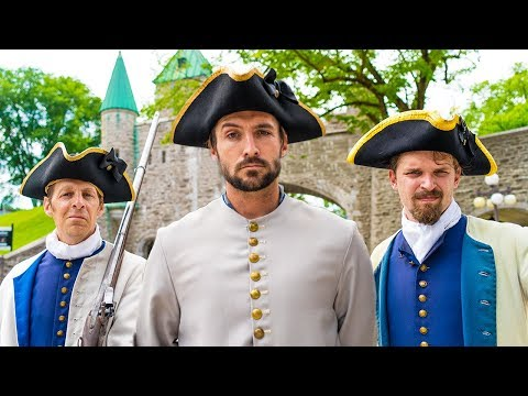 Quebec City | Birthplace of French Canada