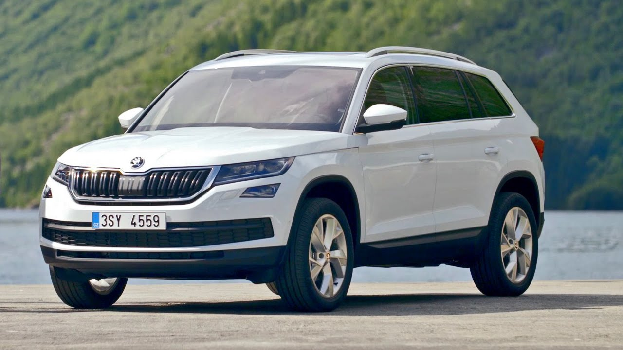 Image result for 2017 Skoda Kodiaq