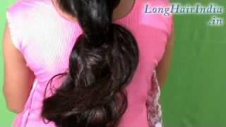 Repeat youtube video Knee Length Hair Saheli Solo Part2