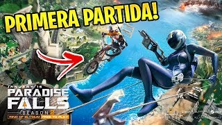 PRIMERA PARTIDA! 🔥 | RING OF ELYSIUM *NUEVO MAPA* - GAMEPLAY ESPAÑOL