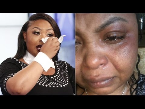Exclusive Shekinah Jo Speaks Out About Her Abusive Relationship