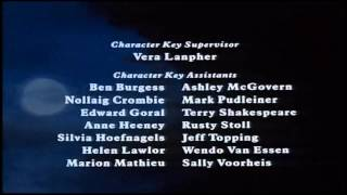 The Land Before Time (1988) - If We Hold On Together (Ending Credits)