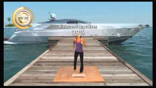 Step Aerobic Workout - Get Fit with Mel B - Wii Workouts