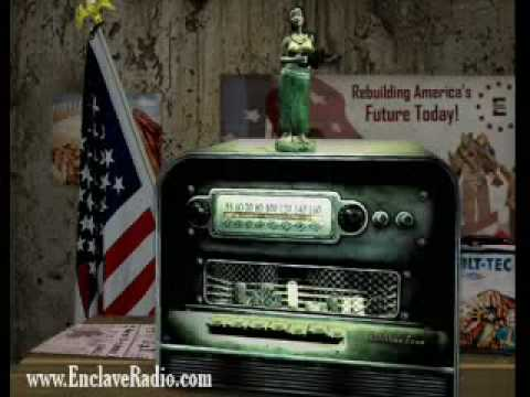Enclave Radio Music - Fallout 3 - ALL Songs!
