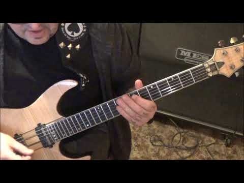 METALLICA - HALO ON FIRE - CVT Guitar Lesson by Mike Gross