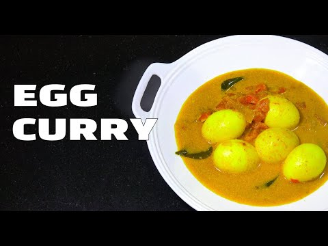Egg Curry - Youtube