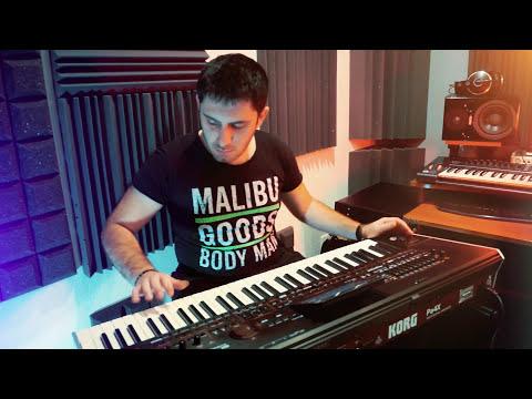 Arabic Solo - Giannis Savvidis Live