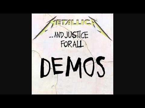 Metallica - And Justice For All DEMOS (Full Album)
