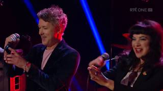 Camille O'Sullivan and Aidan Gillen perform 'In Dreams'   The Ray D'Arcy Show   RTÉ One