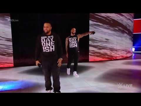 The Usos New Entrance Theme