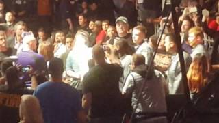 """""""The Prodigy"""" BJ Penn Walkout As He Returns to the UFC Octagon Against Yair """"El Pantera"""" Rodriguez"""