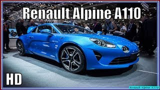 New Renault Alpine A110 2019 Review
