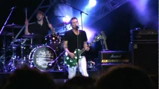 Sugar Ray Live - Falls Apart - Universal Studios Mardi Gras - 3/17/12