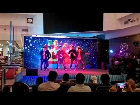 Dambar Nepali dance