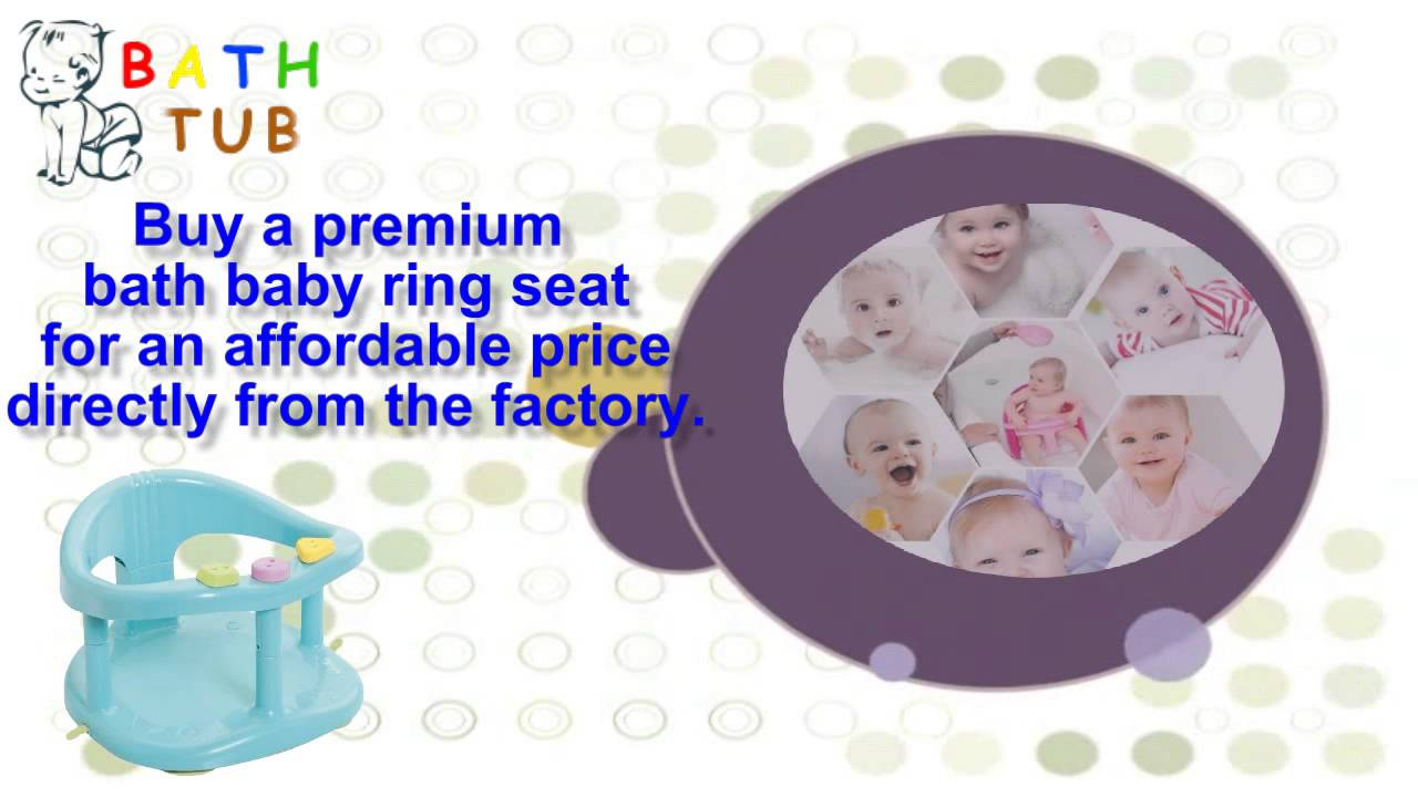 Buy a premium bath baby ring seat for an affordable price directly ...