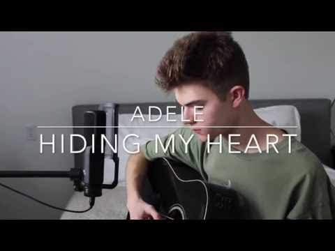 Adele - Hiding My Heart (Cover by Jay Alan)