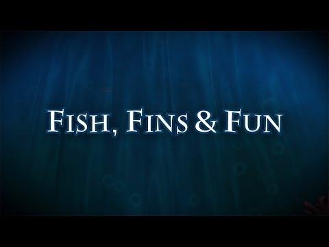 Fish, Fins And Fun