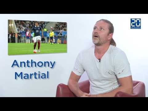 «Incompris»: Emmanuel Petit juge Henry, Zidane et Martial