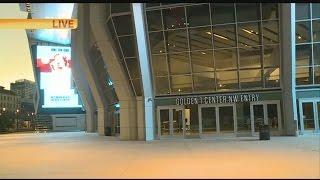 Golden 1 Center: Venting, Hangar Doors