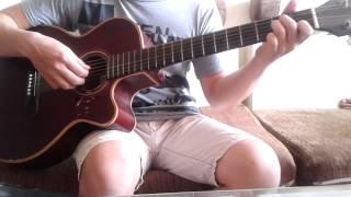 Vệt nắng cuối trời guitar