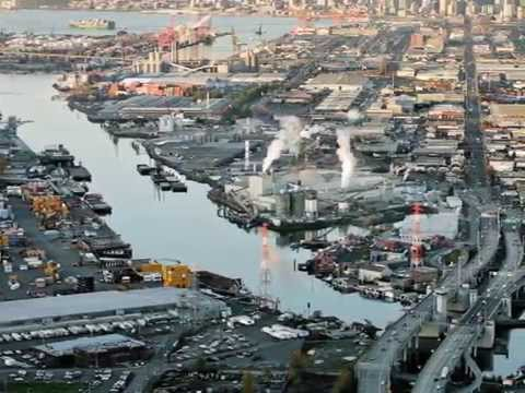 Seattle Public Utilities: Lower Duwamish Waterway Pollution Source Control