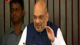 Agrarian economy has been the focus area of NDA government: Amit Shah