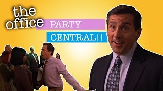 Party Central  - The Office US
