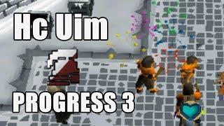 [HcUim] Progress 3 - 99 WT !