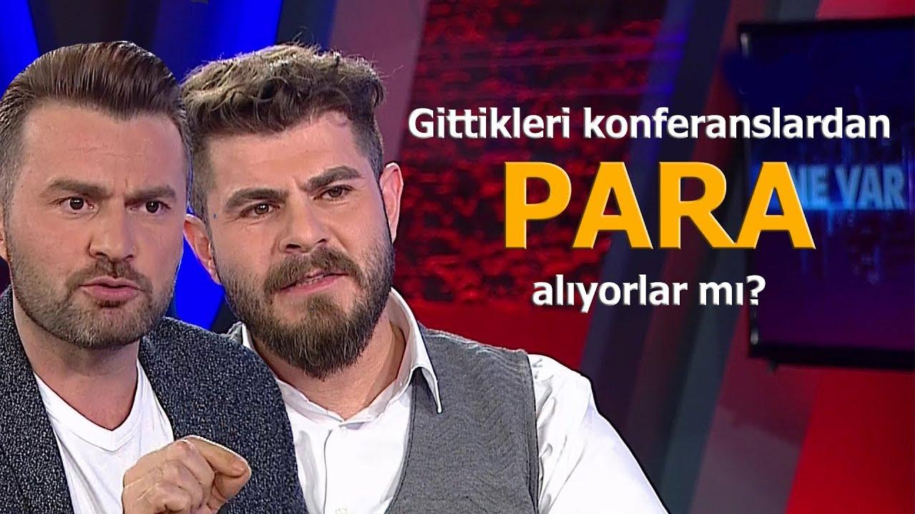 Abdurrahman Uzun ve Tuğrul Selmanoğlu konferanslardan para alıyorlar mı?