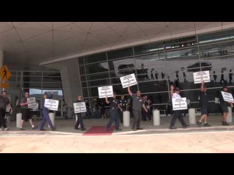 Excess Baggage: TWU Fights Corporate Greed