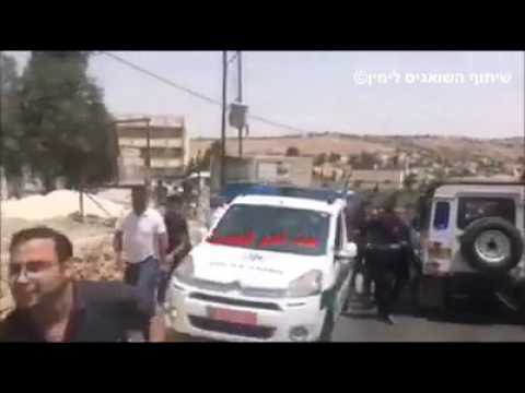 Violence near site of attempted stabbing attack (Media Resource Group)