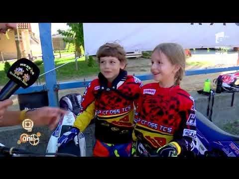 RAMS MX Kids Challenge la Neata cu Razvan si Dani